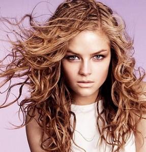 как делать мокрый эффект волос