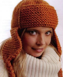Выбираем зимнюю шапку 2013